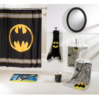 Batman Kids 5 Piece Bathroom in a Bag Set, Exclusive