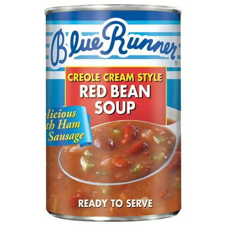 Blue Runner Red Bean Soup Flow Blue Soup