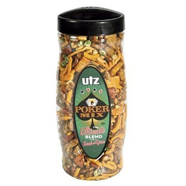 Utz Poker Mix 23 oz Single Tub