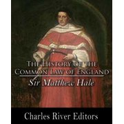 History of the Common Law of England - eBook