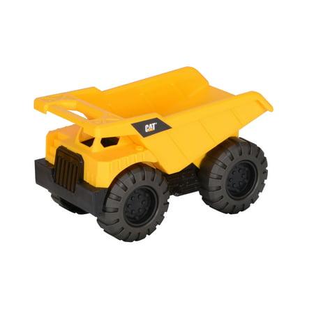 Caterpillar Construction Crew Dump Truck