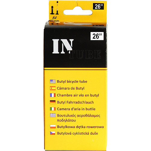 10 x Bicycle Inner Tube 26 x 1.75-1.95 Scharder 40mm