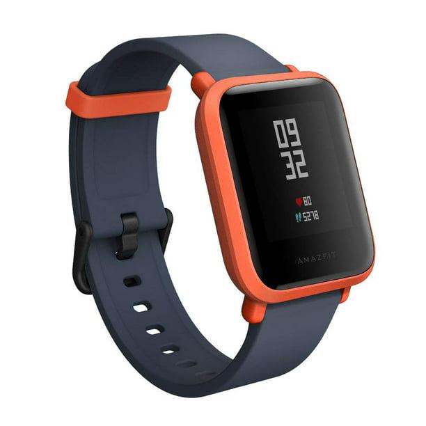 Amazfit Bip Smartwatch (Cinnabar Red)