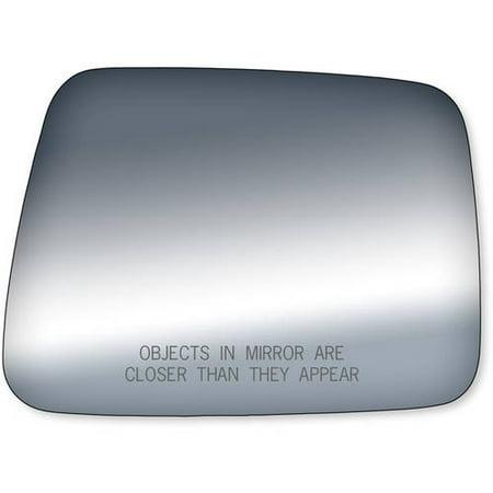 90079 - Fit System Passenger Side Mirror Glass, Honda Passport 94-97, Isuzu Pick-Up 94-95, Rodeo 94-97