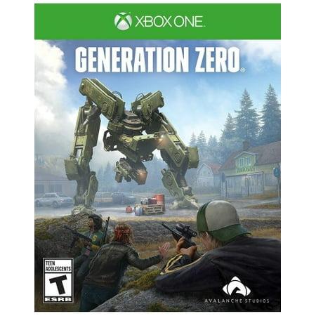 Generation Zero (Other)