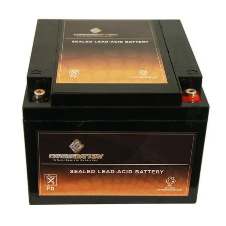 12V 26AH Sealed Lead Acid (SLA) Battery for CROWN EMBASSY 12CE26 (26ah Sealed Lead Acid Battery)