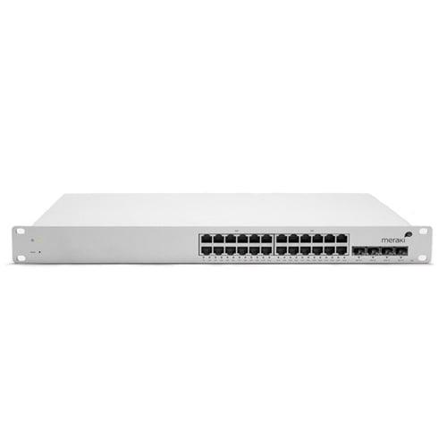 Cisco Meraki Cloud Managed MS320 Series 24-Port Gigabit P...