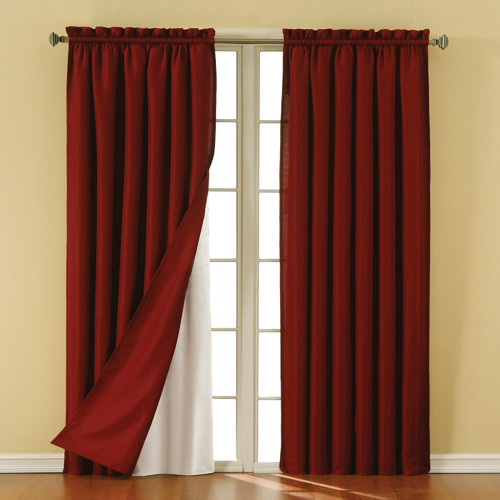 Walmart Blackout Curtain Liner Eclipse Window Liners