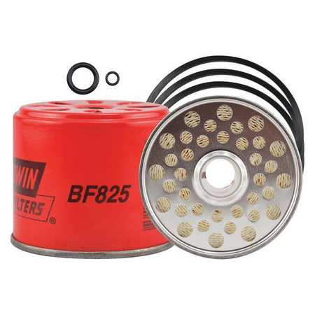 Baldwin Filters BF825 2-13/16 x 3-7/16 x 2-13/16In Fuel Filter
