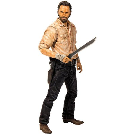 McFarlane Toys: The Walking Dead Series 6 - Rick Grimes