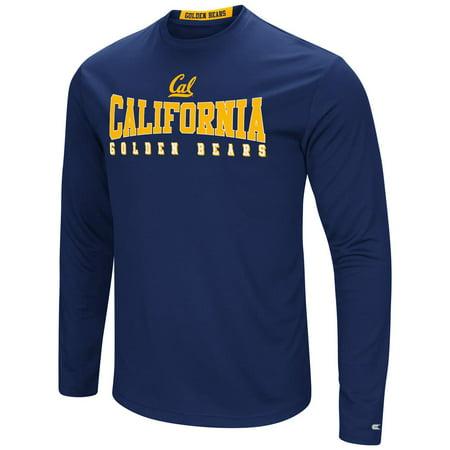 factory authentic 047bd 5d9fd Cal Berkeley Golden Bears T-Shirt Performance Long Sleeve Shirt