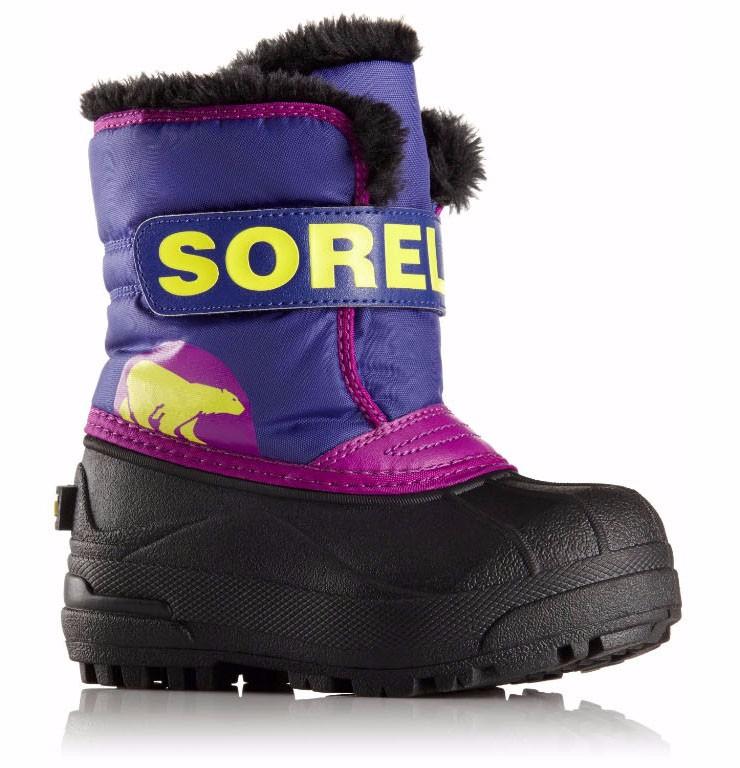 Sorel Childrens Snow Commander Boot by SOREL