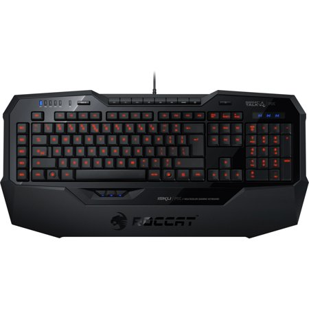 Roccat Isku FX - Multicolor Gaming Keyboard - Cable Connectivity