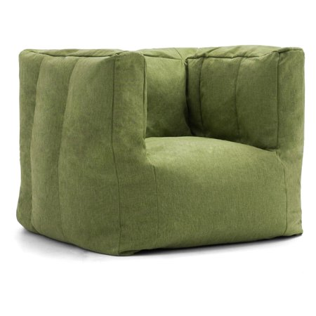 Lux By Big Joe Cube Union Bean Bag Walmart Com