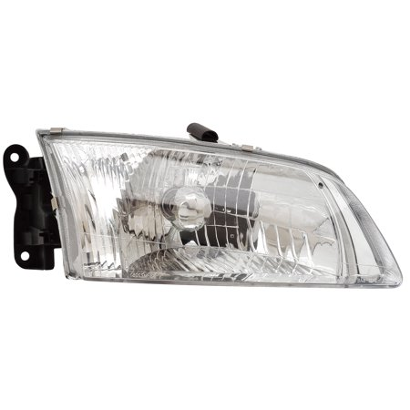 2000-2002 Mazda 626 Passenger Right Side Headlight Lamp - Mazda 626 Headlamps Headlight
