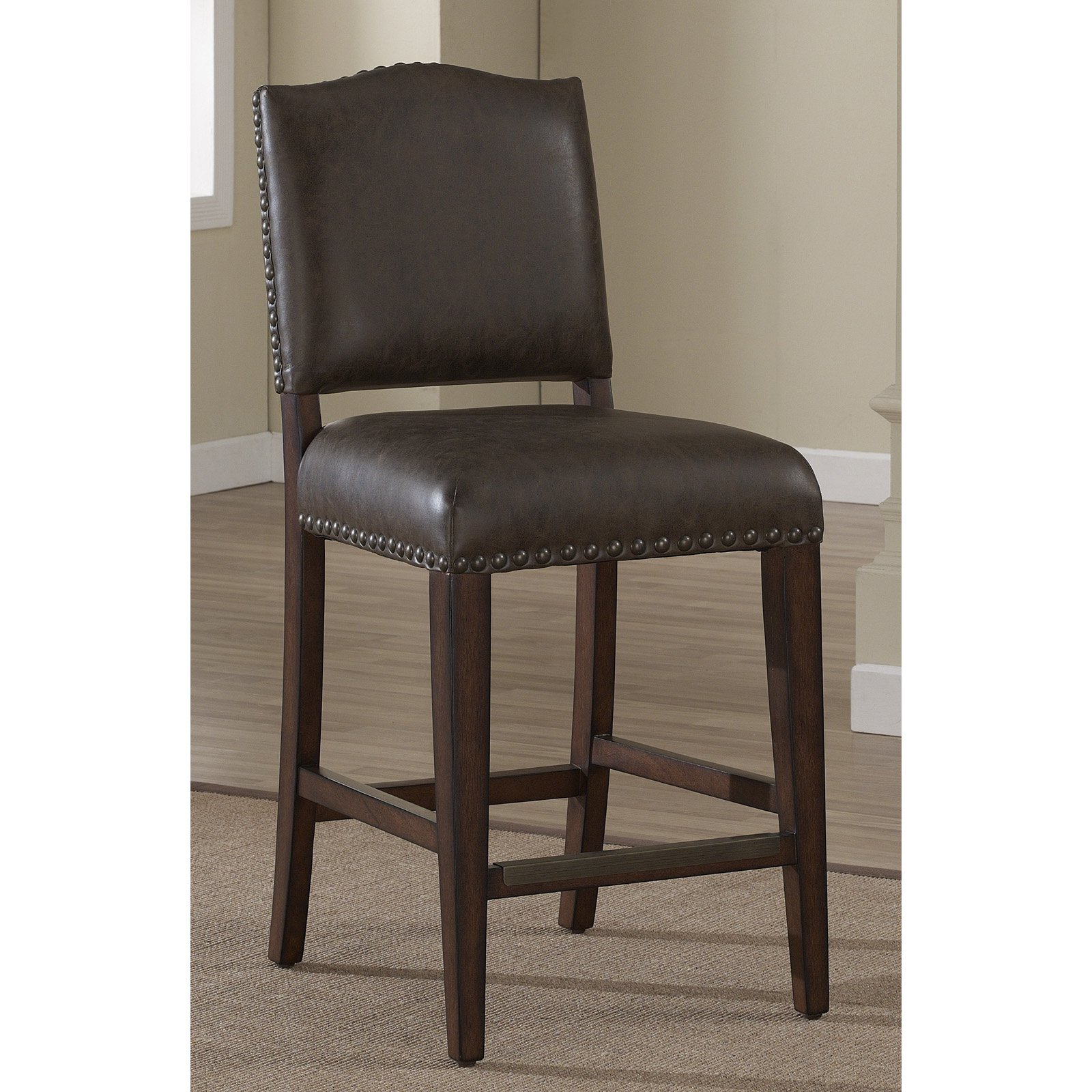 Ahb worthington extra tall bar stool set of 2 walmart com