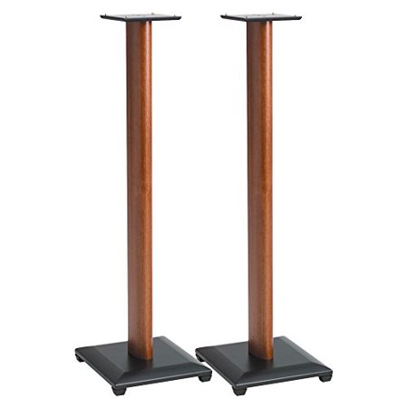 SANUS NF36 36″ Stand for Small Bookshelf Speakers up to 25 Pounds
