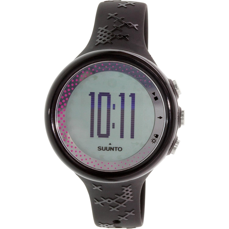 Suunto Women's M5 SS020233000 Black Rubber Quartz Watch
