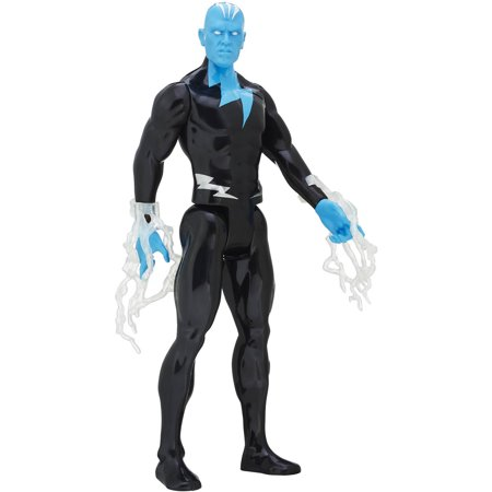 Ultimate Spider Man Vs  The Sinister Six  Titan Hero Series Marvels Electro