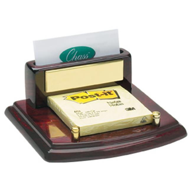 Chass 73140 Business Card & Post-It Holder