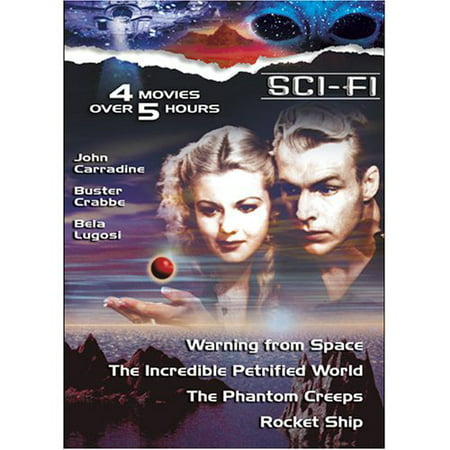 Great Sci-Fi Classics 6 (DVD)