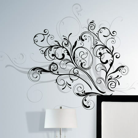 RoomMates Forever Twined Peel Stick Giant Wall Decal