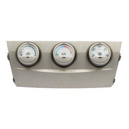 2010-2011 Toyota Camry Temperature Climate AC/Heat Control Module (Jaguar S Type Climate Control Module Removal)
