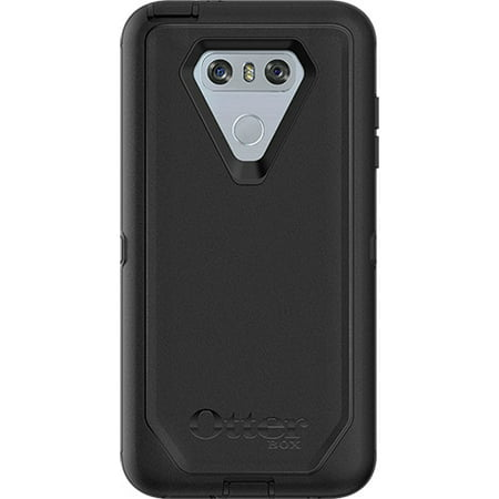 Defender Series Case for LG G6 - Black