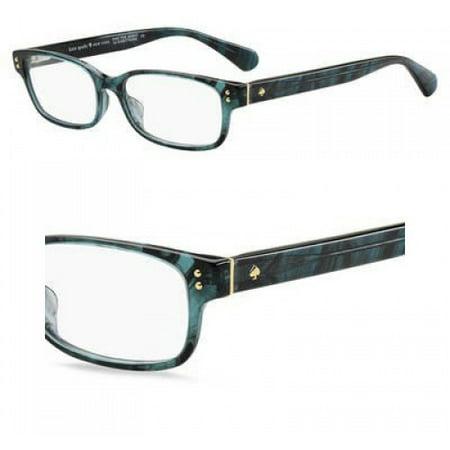 a3be63869e Eyeglasses Kate Spade Lucyann 2 01ED Green - Walmart.com