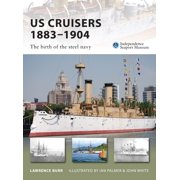 US Cruisers 1883–1904 : The birth of the steel navy