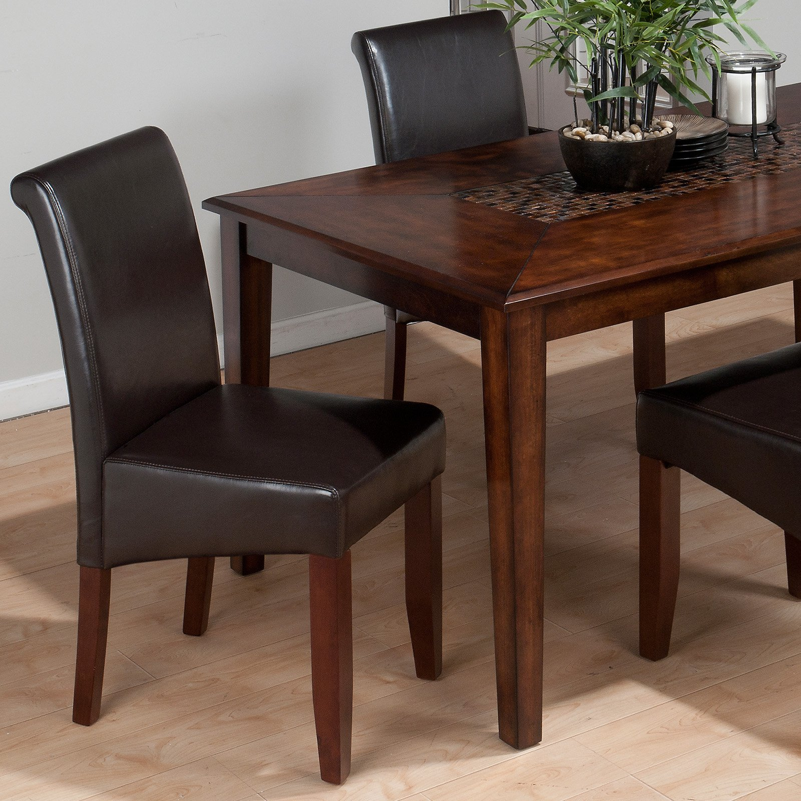 Jofran Baroque Parson Dining Chairs - Set of 2