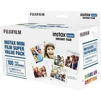 Fujifilm - instax mini Film Super Value Film Pack (100 Sheets)