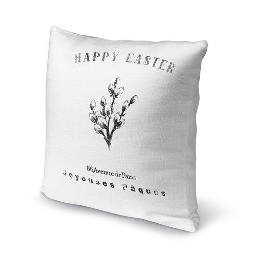 KAVKA DESIGNS Easter Throw Pillow