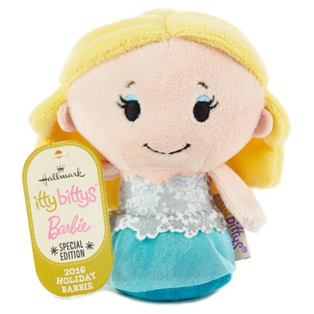 2016 itty bittys® Holiday Barbie Stuffed Animal Special Edition](Babies And Animals)