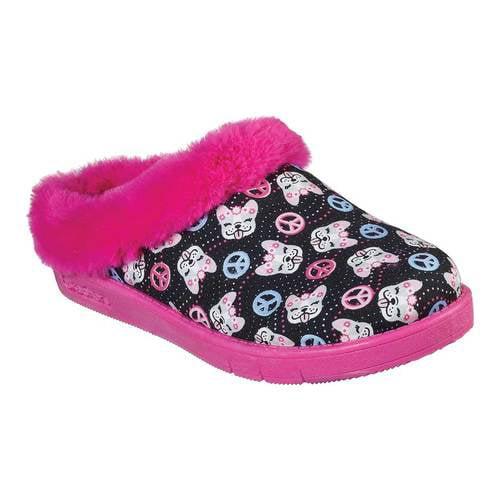 Girls' Skechers Lil BOBS Sleepy Slides