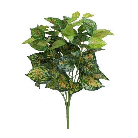 Northlight Seasonal Decorative Artificial Dieffenbachia Floral Bush