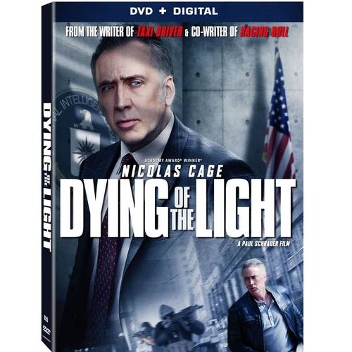 Dying Of The Light (DVD  Digital Copy) (With INSTAWATCH)