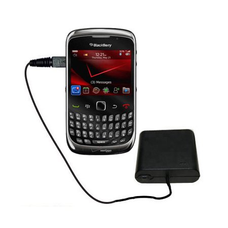 Portable Emergency AA Battery Charger Extender suitable for the Blackberry Curve 3G 9330 Blackberry Portable Charger
