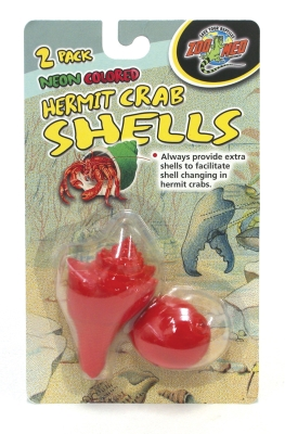 Zoo Med 2PACK Hermit Crab Shells by Zoo Med Laboratories Inc