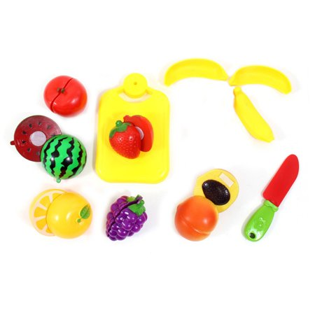 Cutting Fruits Cooking Playset for Kids (Gift Idea)