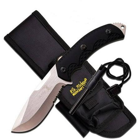 Fixed Blade Hunter Black - Hunter Black Blade