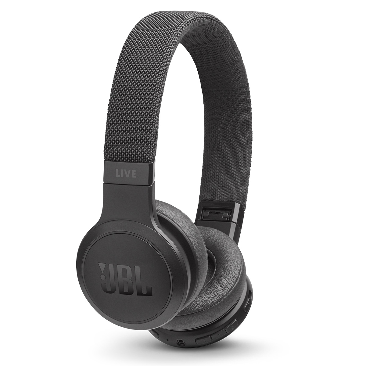 JBL LIVE 400BT Wireless On-Ear Headphones with Voice Control