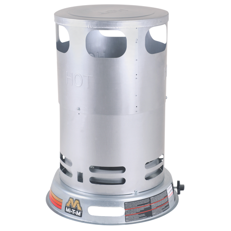 Portable Heater Propane Convection 80,000 BTU