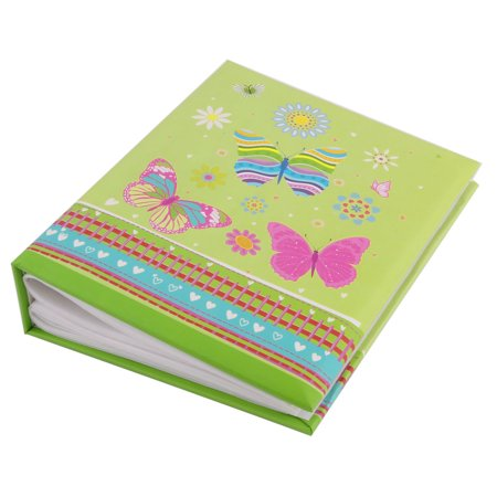 Photo Albums Inserts (Cardboard Butterfly Pattern Picture Insert Collection Case Photo Album)