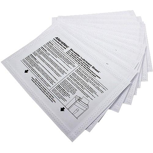 Aleratec 240165 Shredder Lubricant Sheet