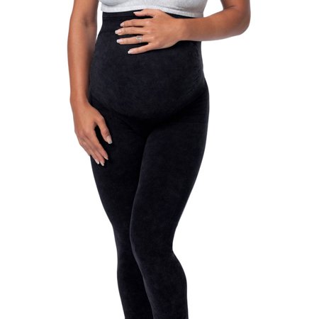 998ccdd533c0e Loving Moments by Leading Lady - Maternity Legging With Built-in Back  Support Band & 360 Degree Adjustability - Walmart.com