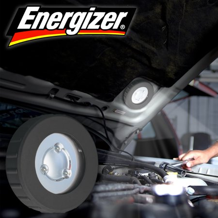 Energizer Led Magnetic Mount Area Portable Puck Light Hard