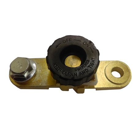 Vehicle Cut Off Kill Switch Side Post Battery Master