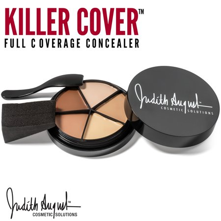 Killer Cover Total Blackout Makeup - Cover Bruises, Tattoos, Age Spots & More