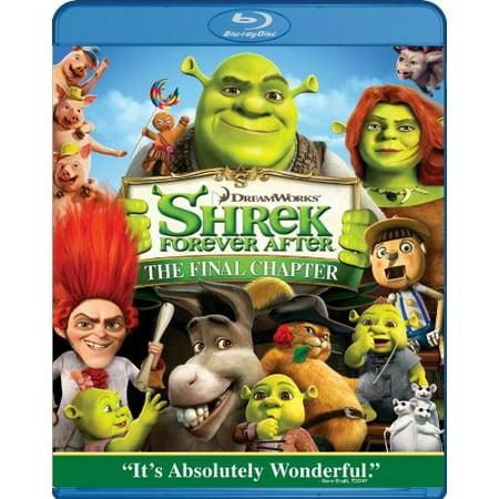 Shrek Forever After (Blu-ray) - Halloween Shrek Dvd
